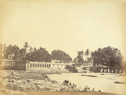 The Rajah's bathing place, Seringapatam